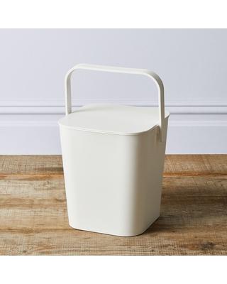 Prandom bins with lids
