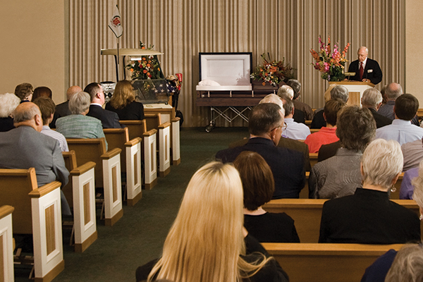 Planning Funeral Service