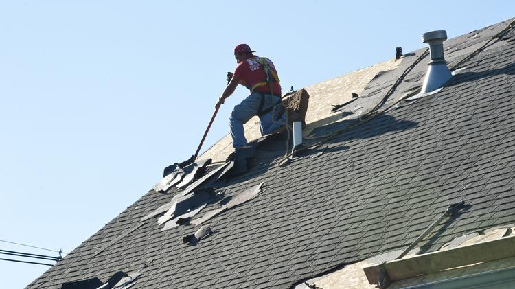 roofing fixing